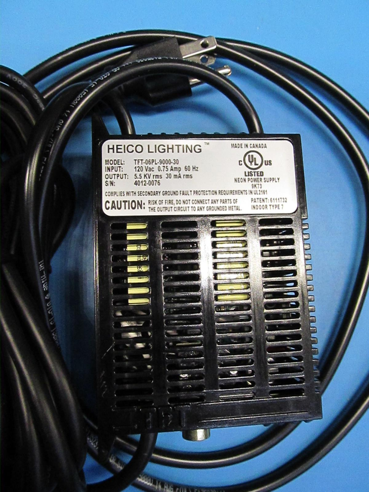 neon direct platinum 12000-30 transformer